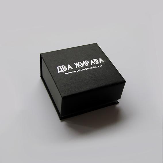 Футляр подарочный для кольца/кулона/сережек ПФ1