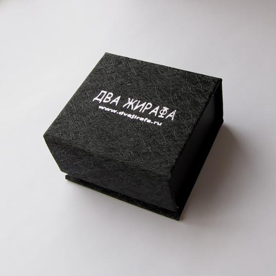 Футляр подарочный для кольца/кулона/сережек ПФ2