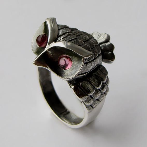 Кольцо с турмалином, арт. ФИЛ33