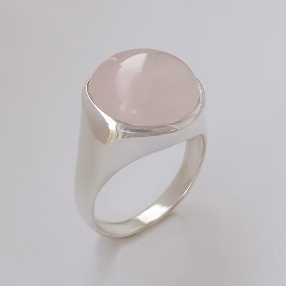 Кольцо с кварцем, арт.НКН315