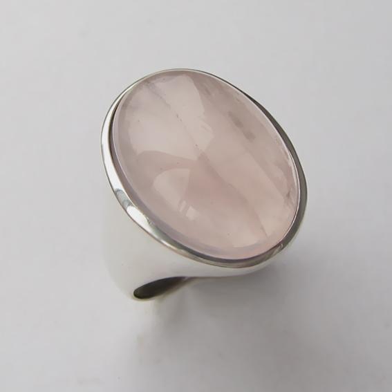 Кольцо с кварцем, арт. ОВН313