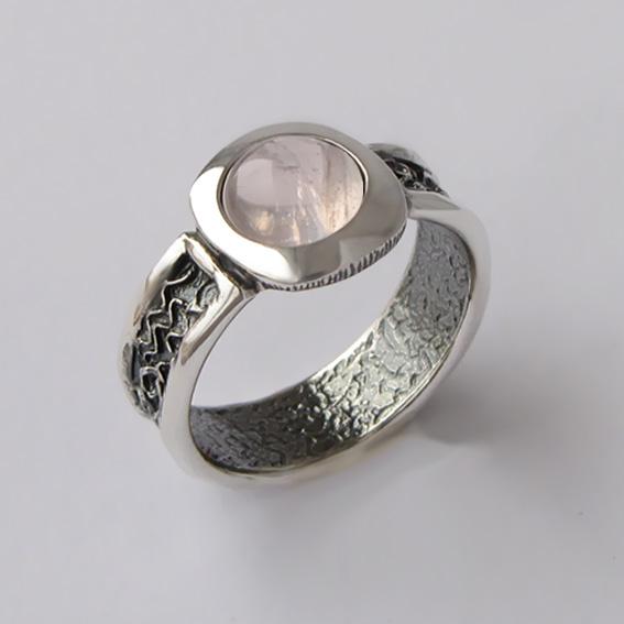Кольцо с кварцем, арт. ИЕ3