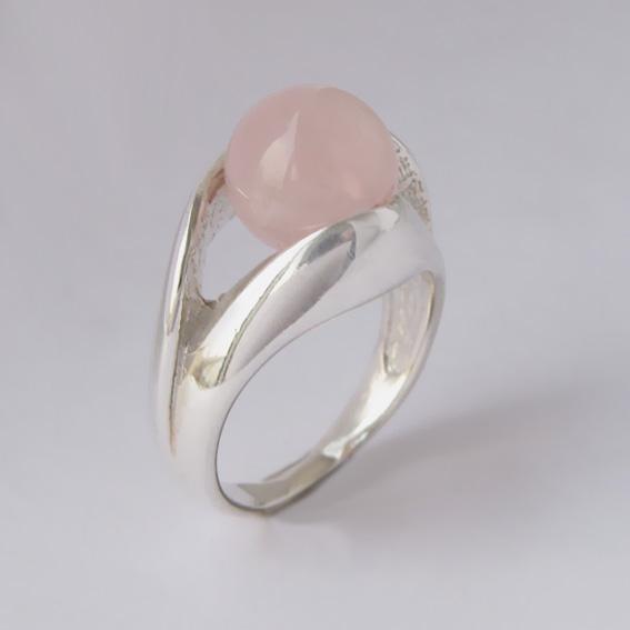 Кольцо с кварцем, арт. УЛ3