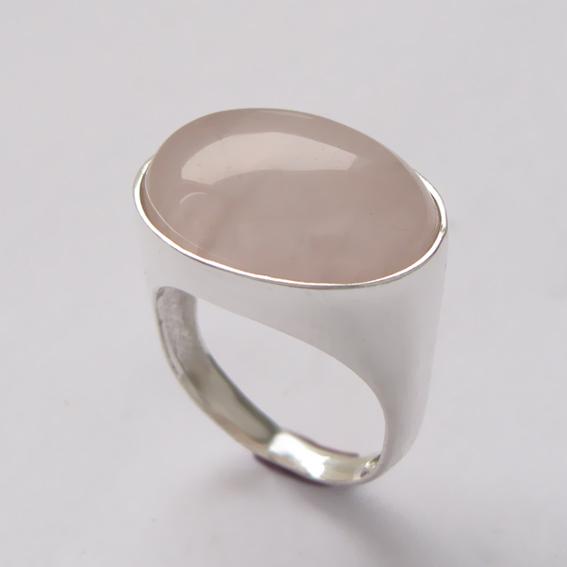 Кольцо с кварцем, арт. ВОВ315