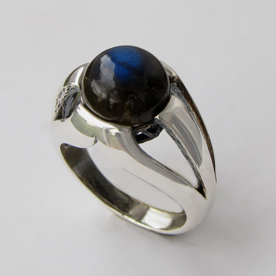 Кольцо с лабрадором, арт. 5Л3