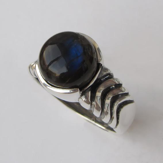 Кольцо с лабрадором, арт. ЧЕШ3