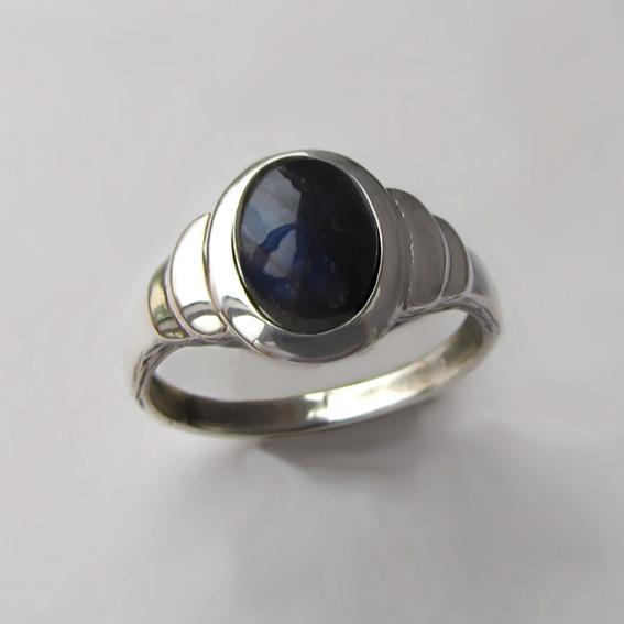 Кольцо с лабрадором, арт. ОВН37